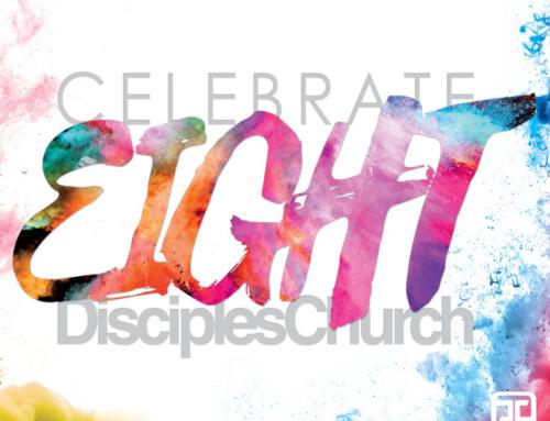 Celebrate Eight!