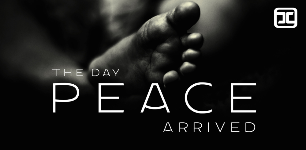 The day peace arrived
