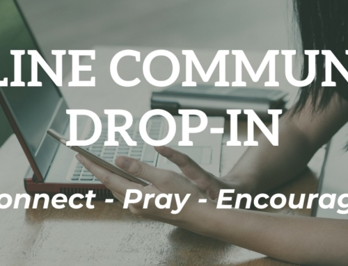 Online Community Drop-In Calls
