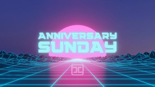 Anniversary Sunday 2021